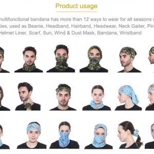 Wildcard Head Socks (Various Colours)