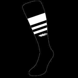 Wildcard PRO Socks – Black & White (PRE-ORDER)