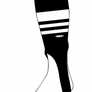 Wildcard PRO Stirrups – Black & White (PRE-ORDER)