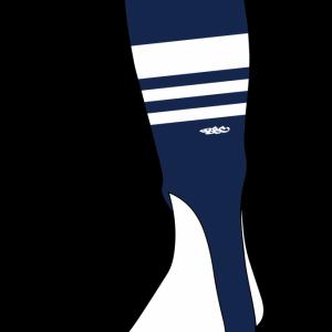 Wildcard PRO Stirrups – Navy Blue & White (PRE-ORDER)